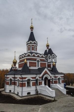 Храм на Святом источнике посетит митрополит Новосибирский и Бердский Тихон