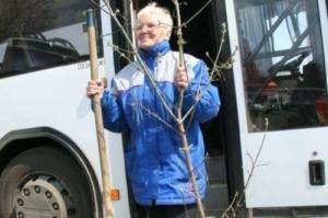 Дачные автобусы в Искитиме пойдут 29 апреля