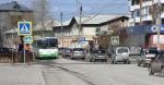В Искитиме на время проведения ярмарки меняется схема движения автобусов в центре города