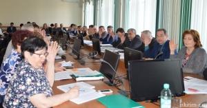 Депутаты признали работу главы района удовлетворительной