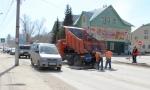 О начале ямочного ремонта в Искитиме
