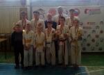 Искитимские каратисты завоевали на барнаульском турнире семь медалей