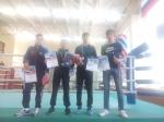 Искитимские боксеры завоевали медали