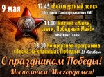 """""""Бессмертный полк"""" в м-не Ложок"""