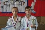 Искитимские дзюдоисты завоевали золото и бронзу