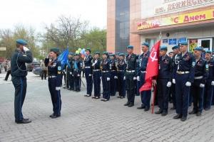 9 мая - Искитим готовится к встрече Дня Победы