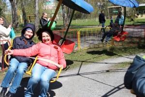 9 мая - народные гуляния и концерт в парке им. Коротеева