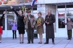 В микрорайоне Ложок торжества в честь Дня Победы продолжались два дня