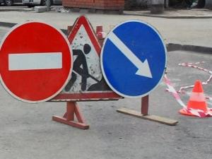 Перекресток ул.Пушкина-ул.Коротеева будет закрыт для проезда до 22 мая