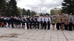 """Играли в """"Победу"""" школьники Искитимского района"""