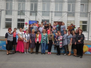 В Евсинском сельсовете отметили День семьи