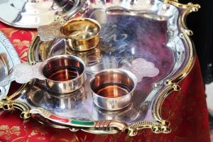 «Неупиваемою чашею своего милосердия исцели наши недуги и страсти…»