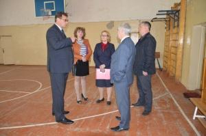 Встреча главы района с населением Шибковского сельсовета