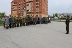 Искитимские десятиклассники прошли военно-полевые сборы