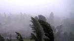 ЭКСТРЕННОЕ ПРЕДУПРЕЖДЕНИЕ – идут грозы и порывистый ветер