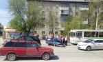 ДТП, произошедшее 23 мая в Подгорном микрорайоне, спровоцировала Тойота Королла