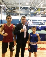 Достон Боротов – призер Первенства России по боксу