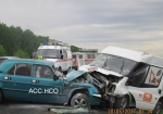 Водитель погиб в ДТП под Искитимом