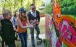 «Искитимцемент»объявил конкурс на лучший граффити-проект «ЭкоИскитим»