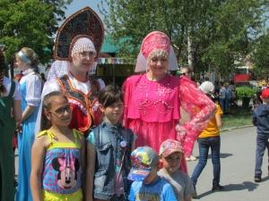 В Линево  6 июня открылся Парк Пушкина