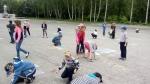 Листвянские школьники отметили День России