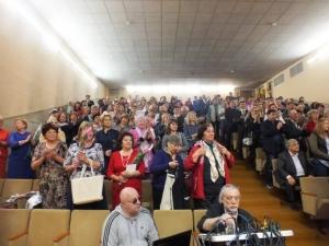 День России Искитим отметил концертом