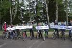 Велопробег  «Безопасное вождение» в Искитимском районе