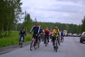 Велопробег «Маршрут Безопасности» прошел в Искитимском районе