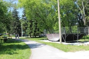 Площадка для катаний на скейтборде, роликовых коньках, а также для велоспорта BMX откроется в Искитиме