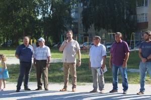 Вторая площадка для подготовки к сдаче норм ГТО открыта в Искитиме
