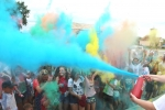 Улыбино собрало на праздник молодежь Искитимского района