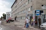 Автобусную остановку «Томская» на ул.Советская перенесли к зданию Сбербанка