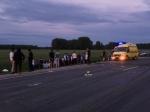 В Черепановском районе произошло ДТП со смертельным исходом