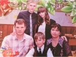 Семья Захаровых из с. Улыбино одержала победу во Всероссийском конкурсе «Семья года»