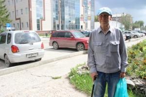 В Искитиме ветеран добивается от СНТ, чтобы ему подключили незаконно отключенный свет