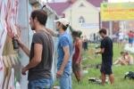 Финал конкурса на лучшее граффити «ЭкоИскитим» стартовал