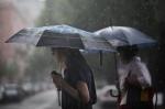Над Искитимом пронесутся дожди и ливни