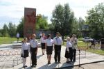7 августа в микрорайоне Ложок начались мероприятия, посвященные 300-летию Искитима