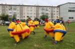 В Искитиме в рамках юбилейной недели прошел День спорта