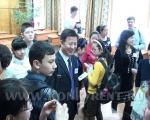 Искитим встретил детскую делегацию из Китая