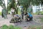 В Искитиме «Союз ВДВ» проводит первую тренировку в новом сезоне