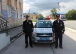 Госавтоинспекторы по горячим следам задержали подозреваемого в угоне