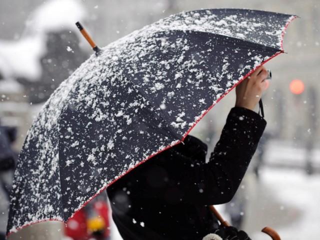 Погода вНовосибирске на22-24сентября: 1-ый снегопад