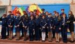 В Линево молодые кадры для МЧС готовят со школы