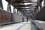 Мост на ремонт: есть ли необходимость доставки детей из Заречки к школам?