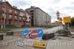 До 12 сентября продлен срок ограничения движения транспорта по улице Советская в Искитиме