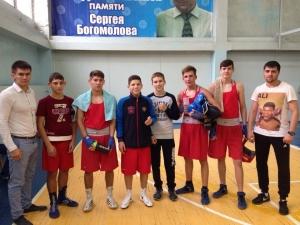 Искитимские боксеры завоевали 14 медалей Междугороднего турнира