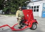 В Искитимском районе модернизируют пожарно-спасательную часть