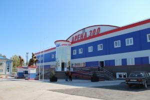В ледовом дворце спорта «Арена 300» начинается массовое катание