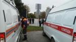 Мэрию Бердска эвакуировали из-за сообщения о взрывном устройстве